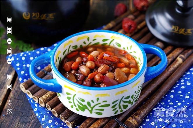 五红汤成品图