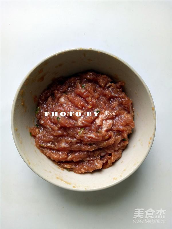 糖醋青椒酿肉的简单做法