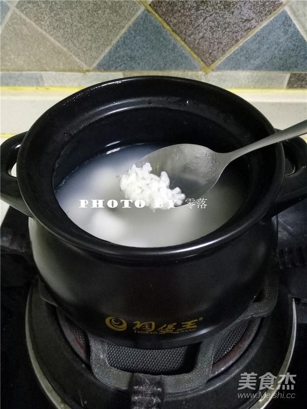 枣泥酒酿汤圆怎么做
