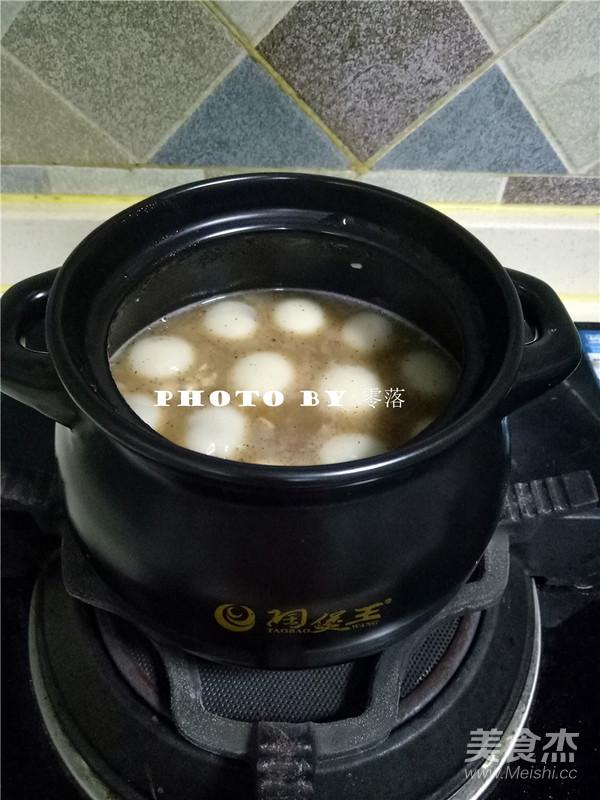枣泥酒酿汤圆怎么炒