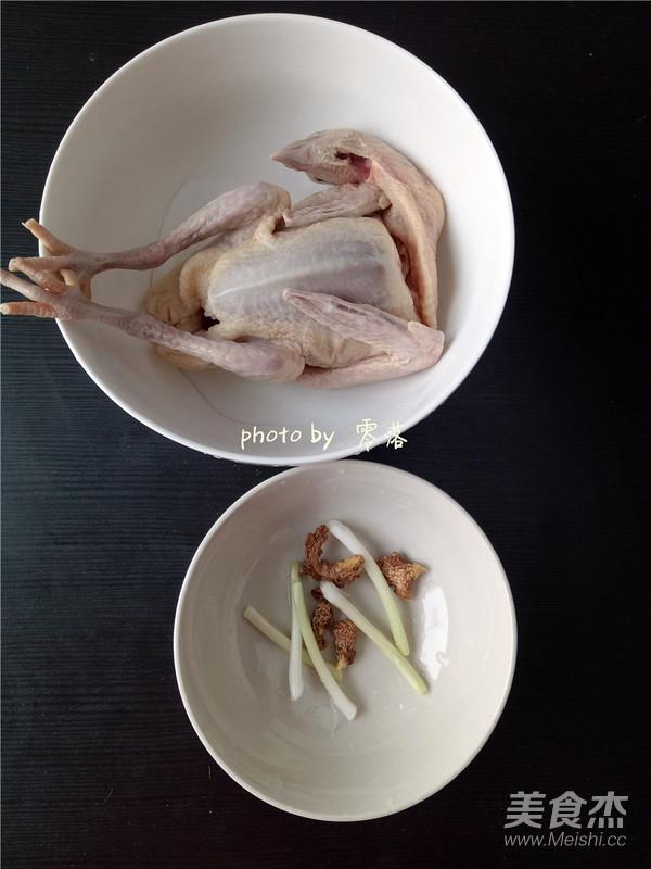 当归党参鸽子汤的做法图解