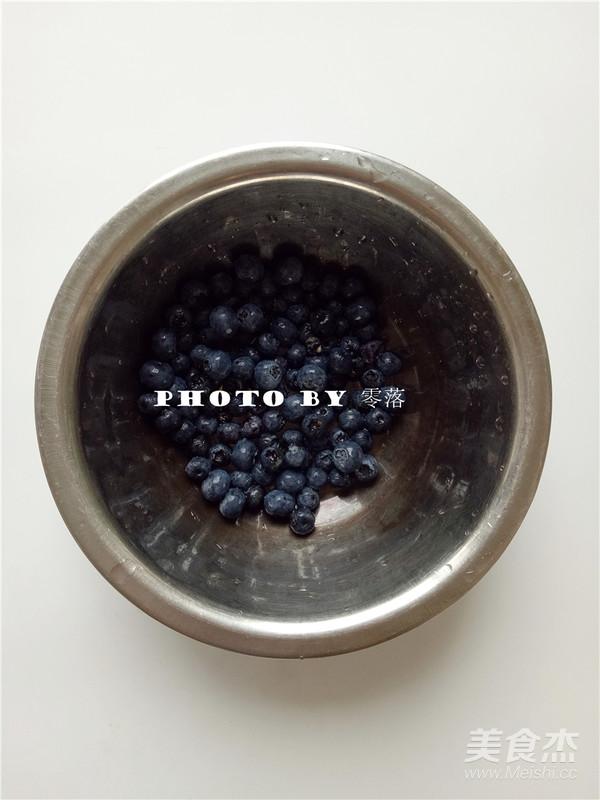 低脂蓝莓玛芬怎么煮