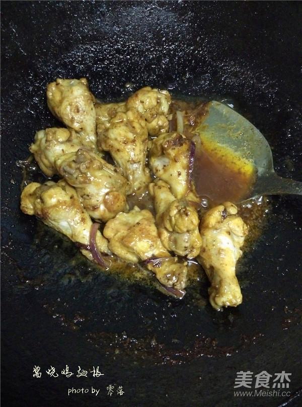 酱焖鸡翅根怎么煮