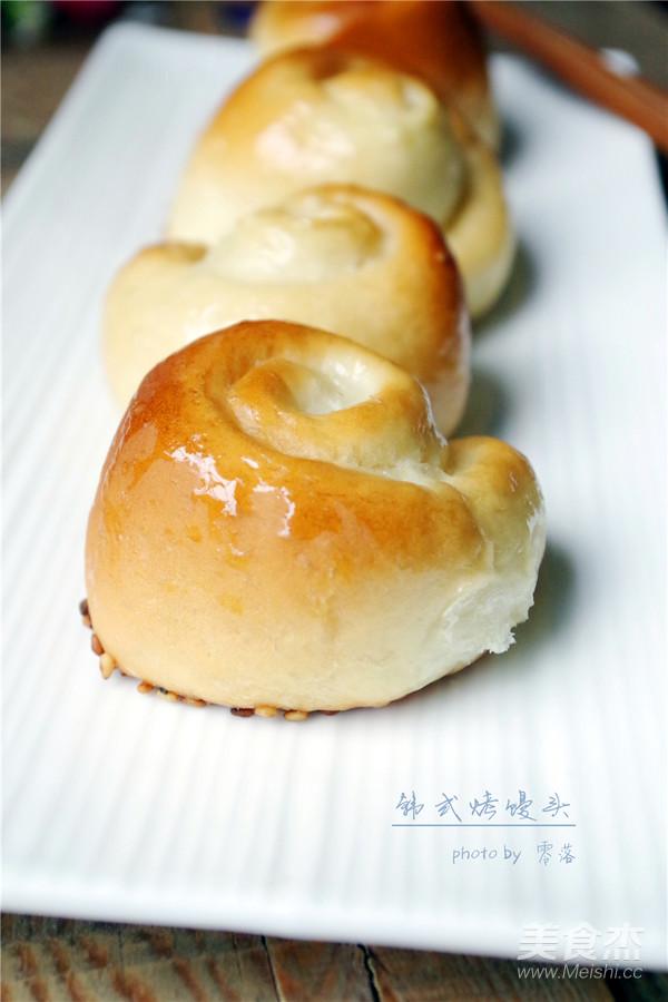 韩式烤馒头怎样炒