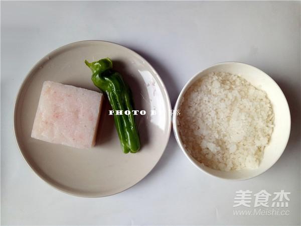 虾仁炒饭的步骤