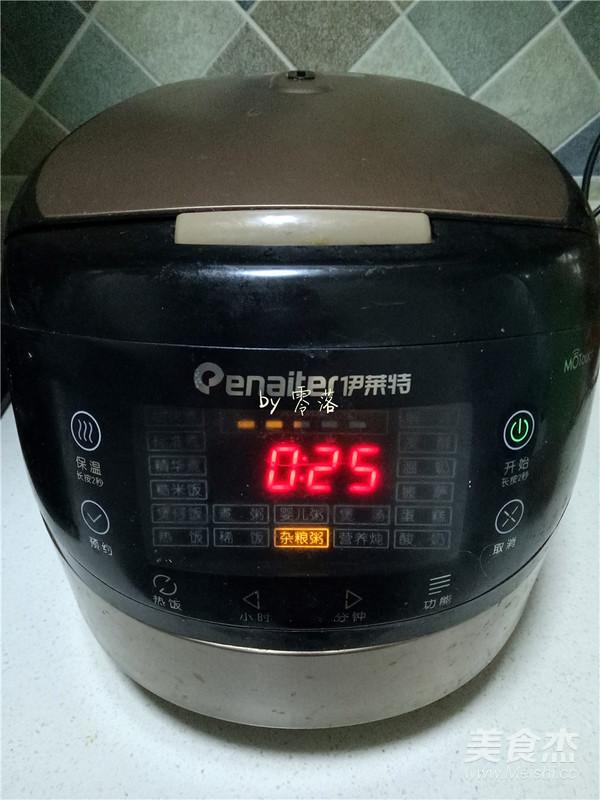 黑米养生粥怎么煮