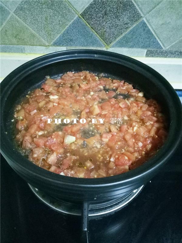 茄汁焗黄豆怎么炒