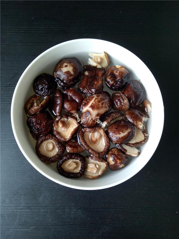 香菇肉酱的做法图解