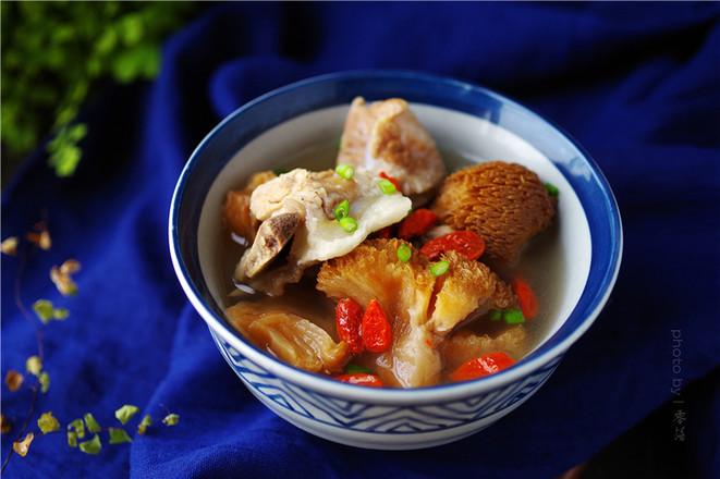 霸王超市 | 猴头菇排骨汤怎样煸