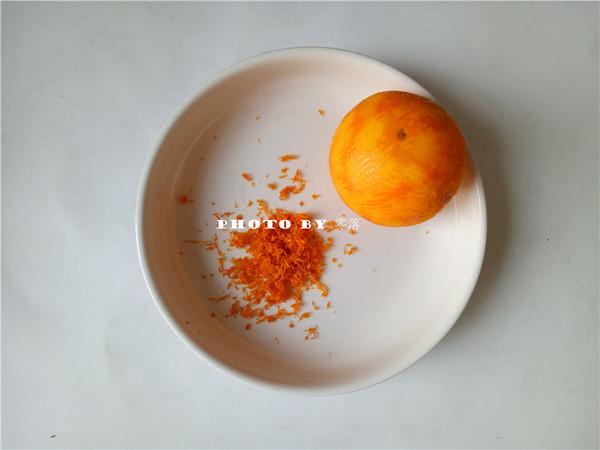 香橙蛋糕的做法图解