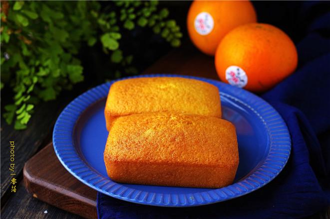 香橙蛋糕怎样做