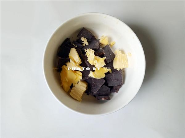 巧克力小面包的做法大全
