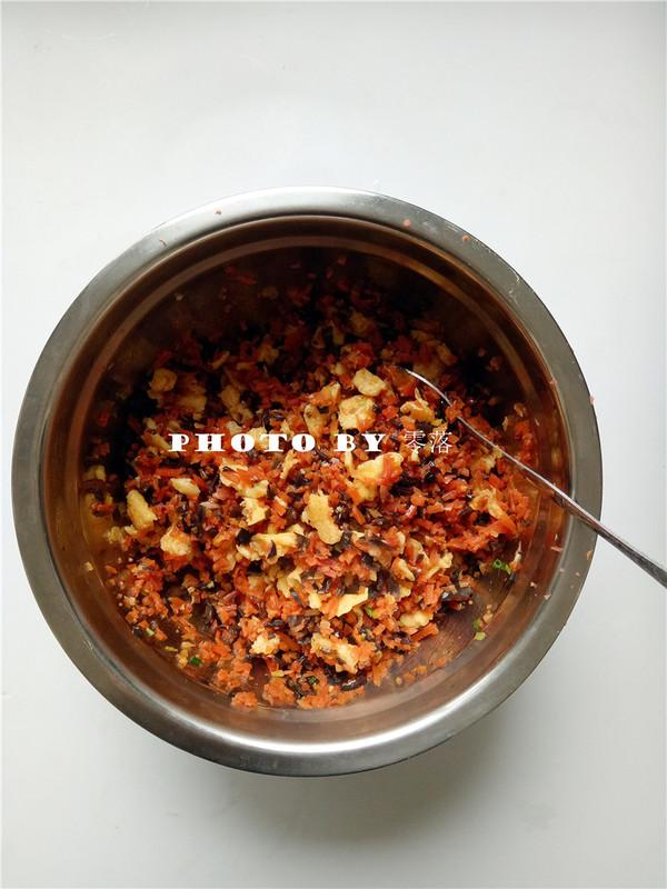 胡萝卜炒鸡蛋怎么煮
