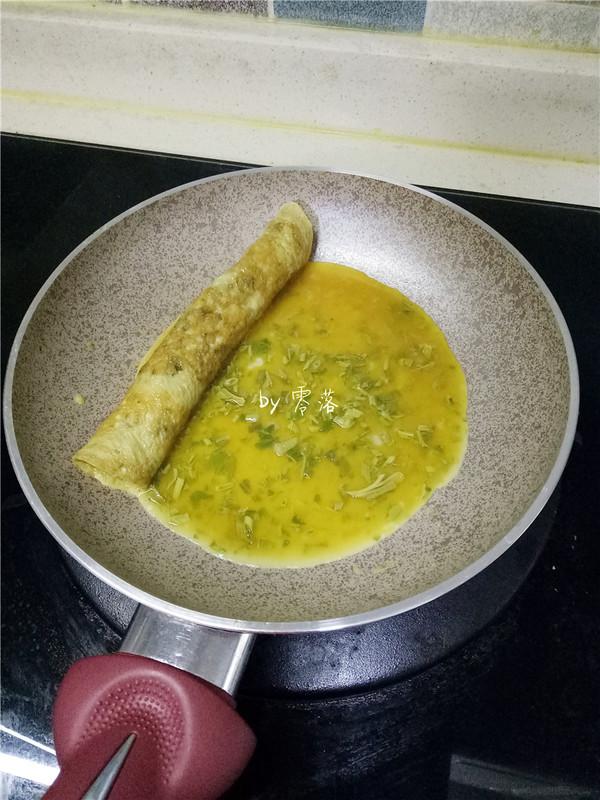 香椿厚蛋烧怎么煮