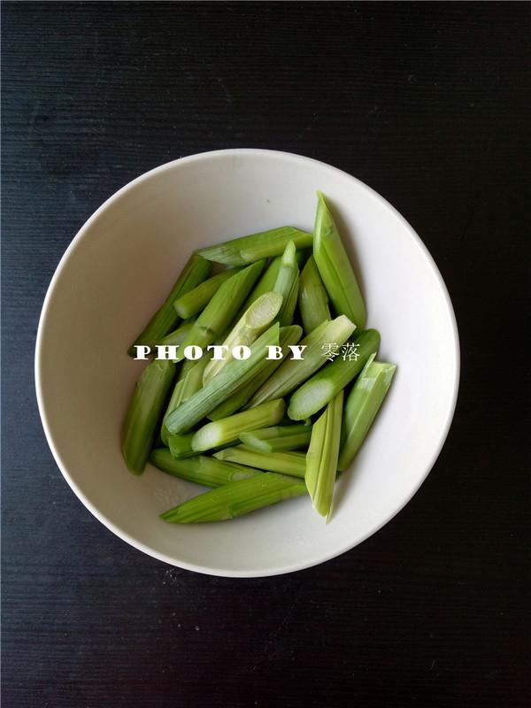 芦笋炒虾仁的简单做法