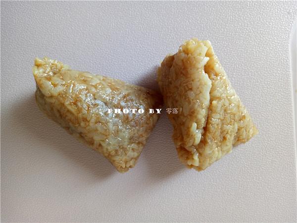 香煎粽子的做法图解
