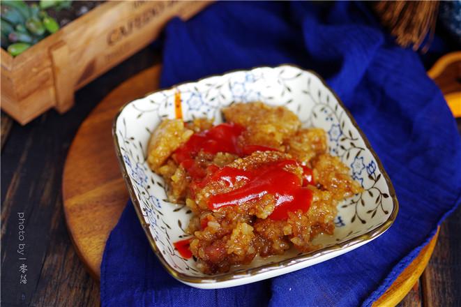 香煎粽子怎么炒