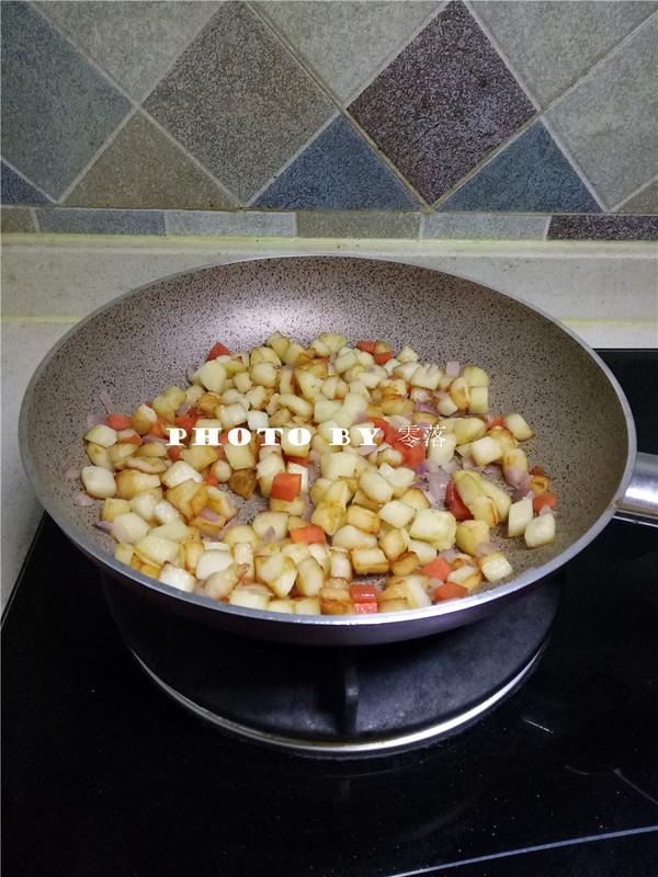 香辣干锅土豆怎么做