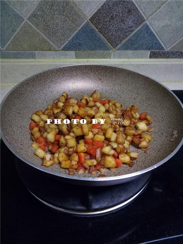 香辣干锅土豆怎么炒