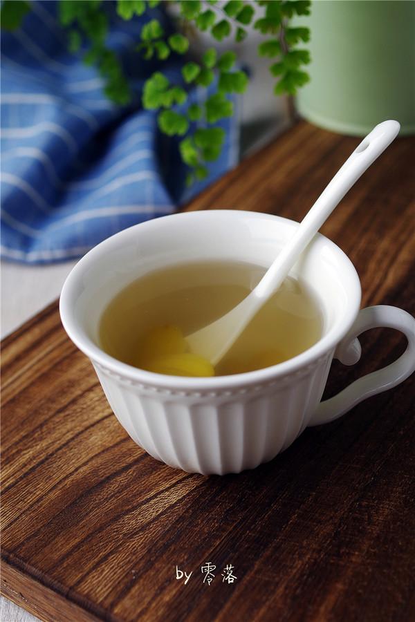 老姜蜂蜜水的步骤