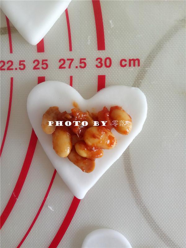 水晶爱心饺子怎么做