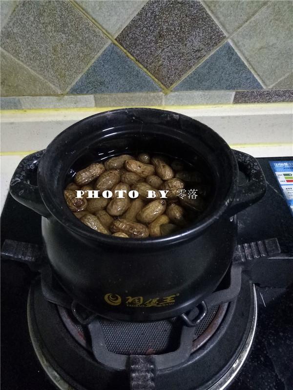 五香卤花生怎么煮