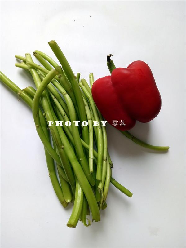豆豉空心菜的做法大全