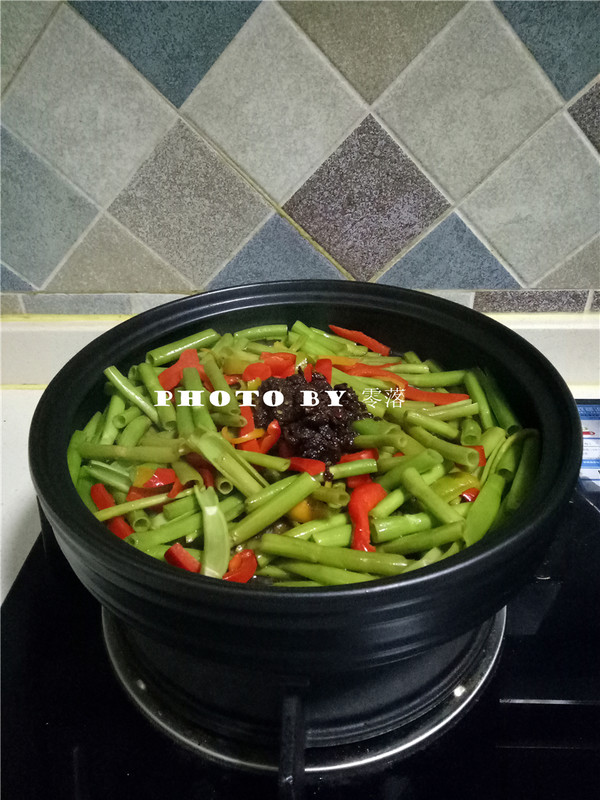 豆豉空心菜怎么炒