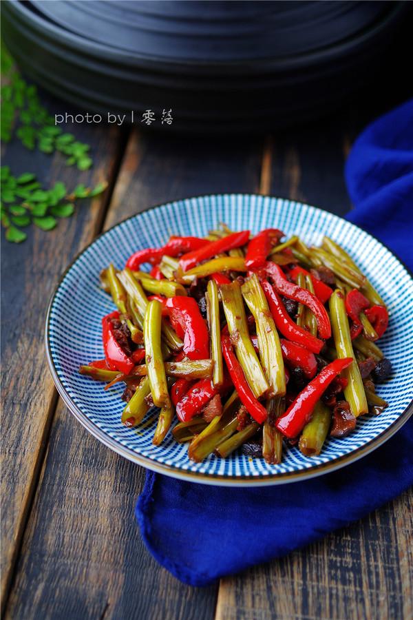 豆豉空心菜怎么煮