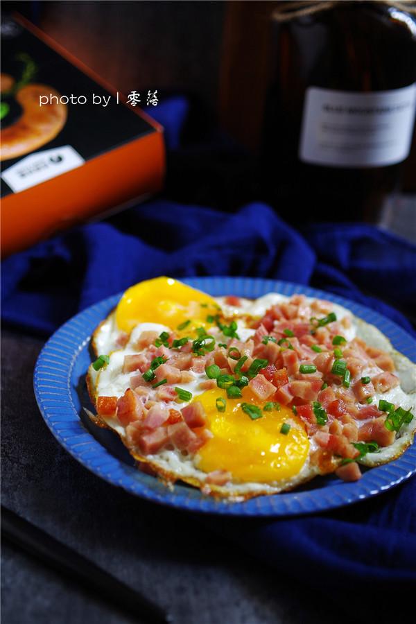香肠荷包蛋怎么煮