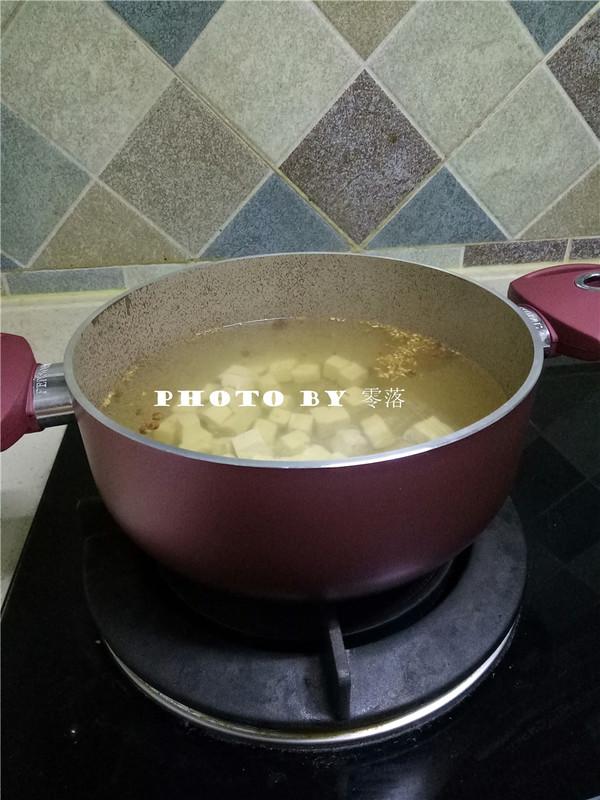 豆腐青菜汤怎么吃