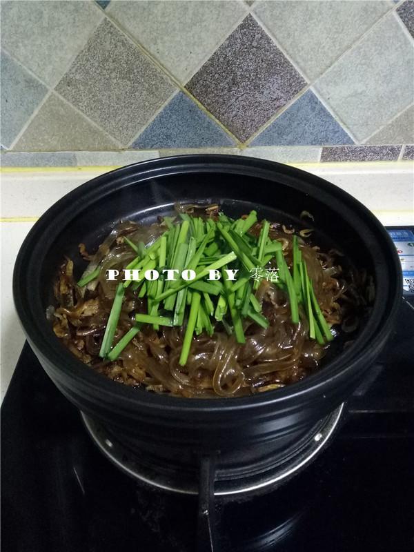 干锅粉条煲怎么炒