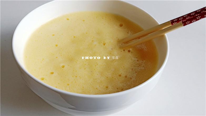 霸王超市   米饭鸡蛋煎饼的家常做法