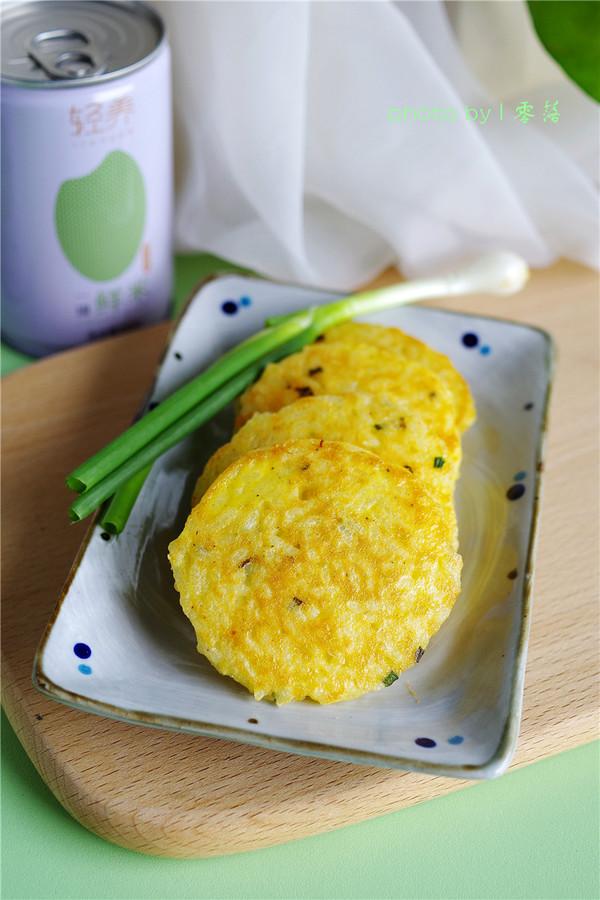 霸王超市   米饭鸡蛋煎饼怎么煮