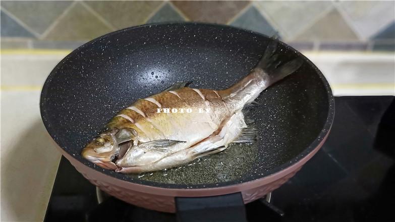 双椒武昌鱼的简单做法