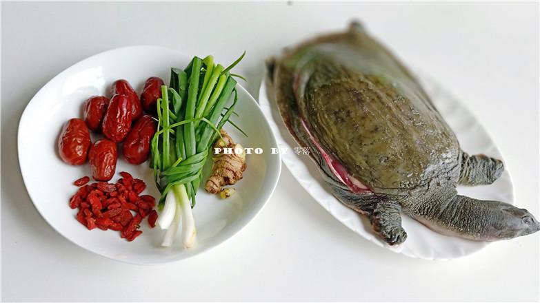 滋补甲鱼汤的做法大全