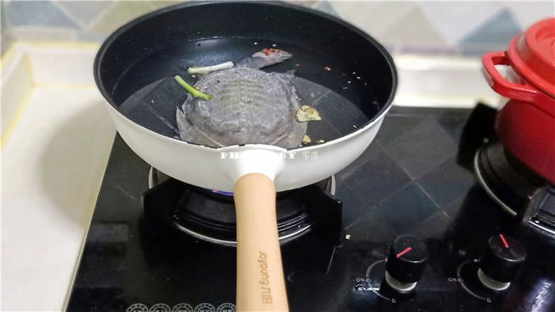 滋补甲鱼汤的家常做法
