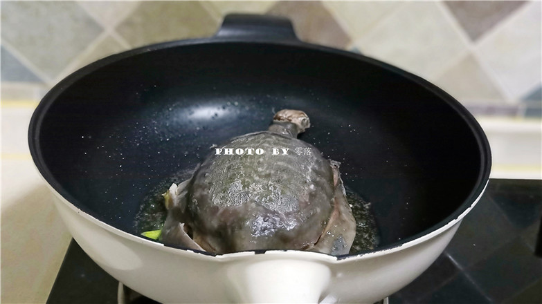 滋补甲鱼汤怎么做