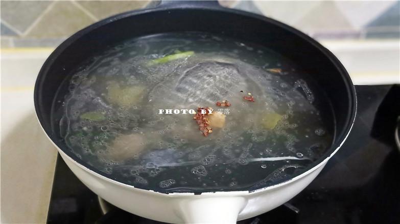 滋补甲鱼汤怎么炒