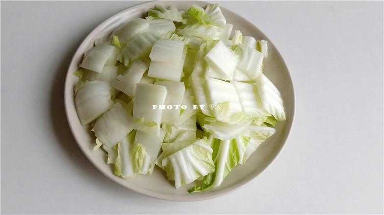 鱼香白菜的做法大全