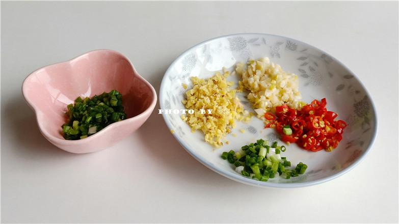 鱼香白菜的做法图解
