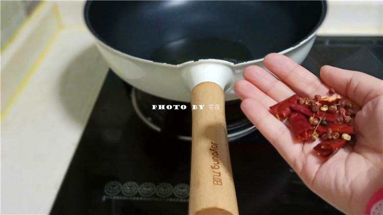 鱼香白菜的简单做法