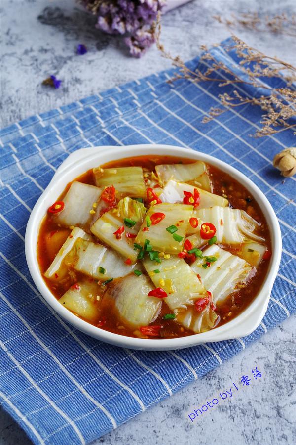 鱼香白菜怎么炖