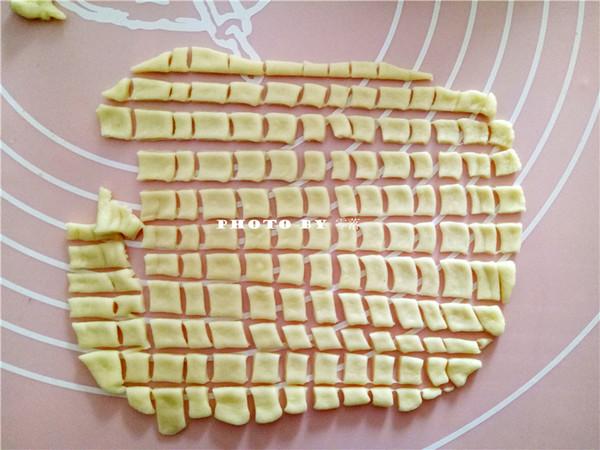 手撕柚子蜜面包怎么吃