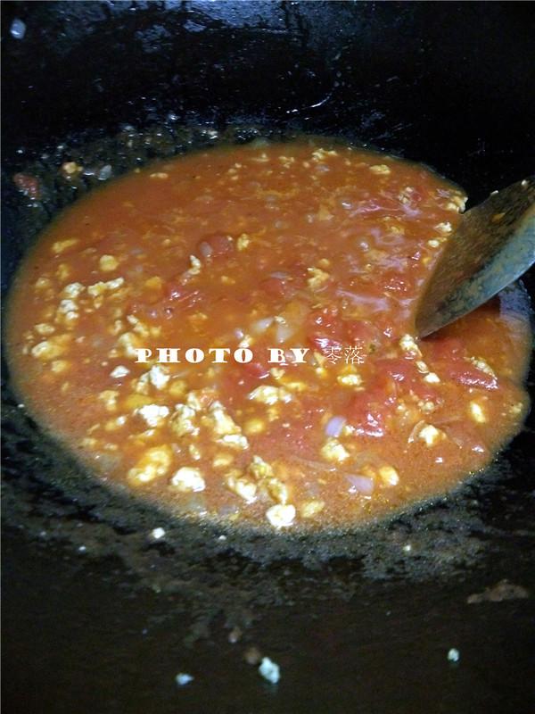 茄汁肉末意面怎么做
