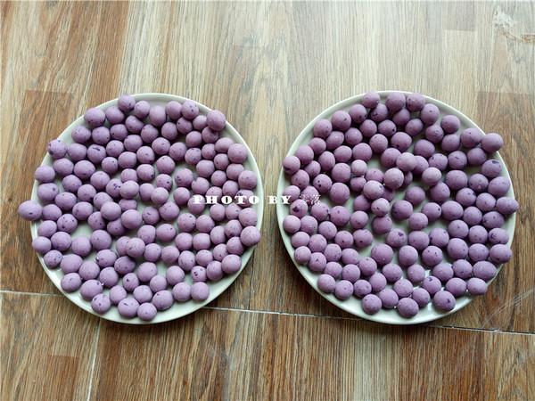 紫薯小汤圆怎么做