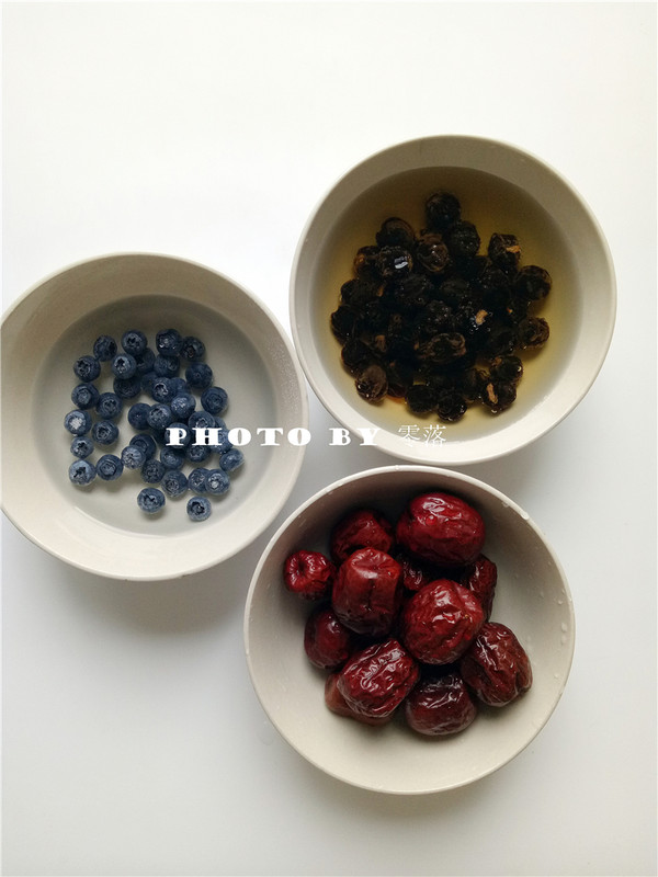 蓝莓燕麦布丁的做法大全