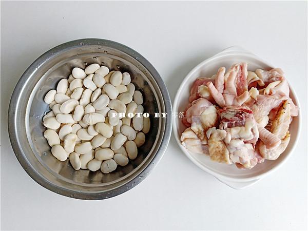 白芸豆鸡汤的做法大全