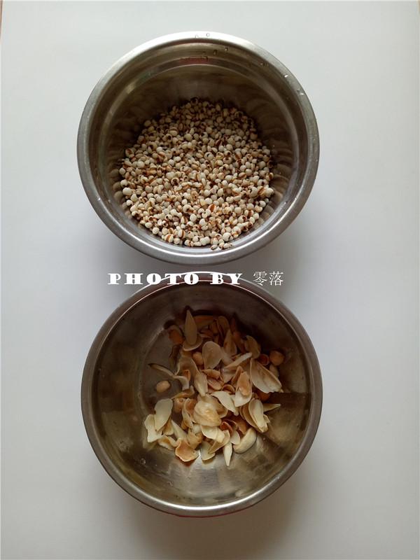 绿豆薏仁百合汤的做法大全
