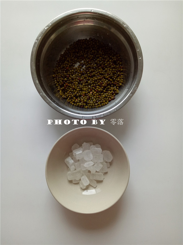 绿豆薏仁百合汤的做法图解